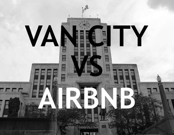 Vancouver City Airbnb