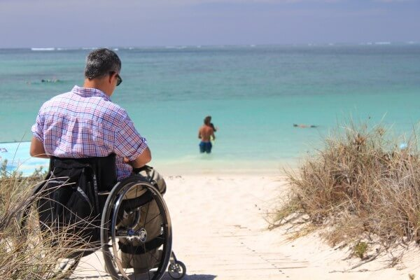 vacation rental properties for disabled