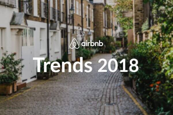 2018 airbnb trends