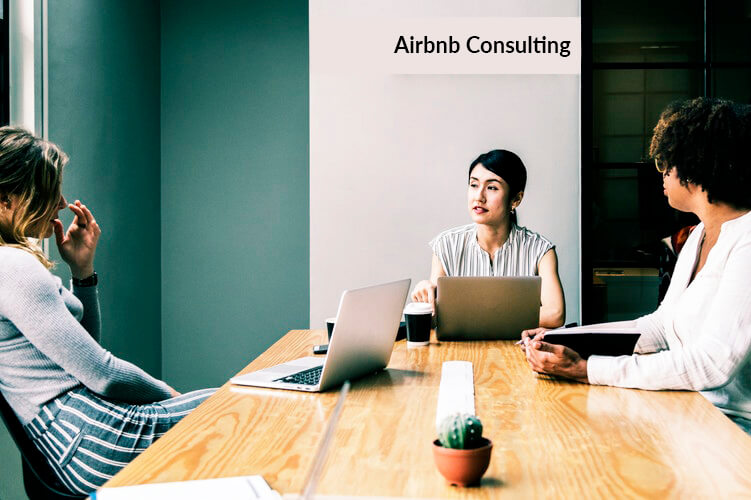 airbnb consulting business