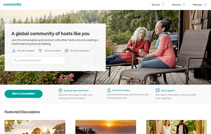 airbnb host forum